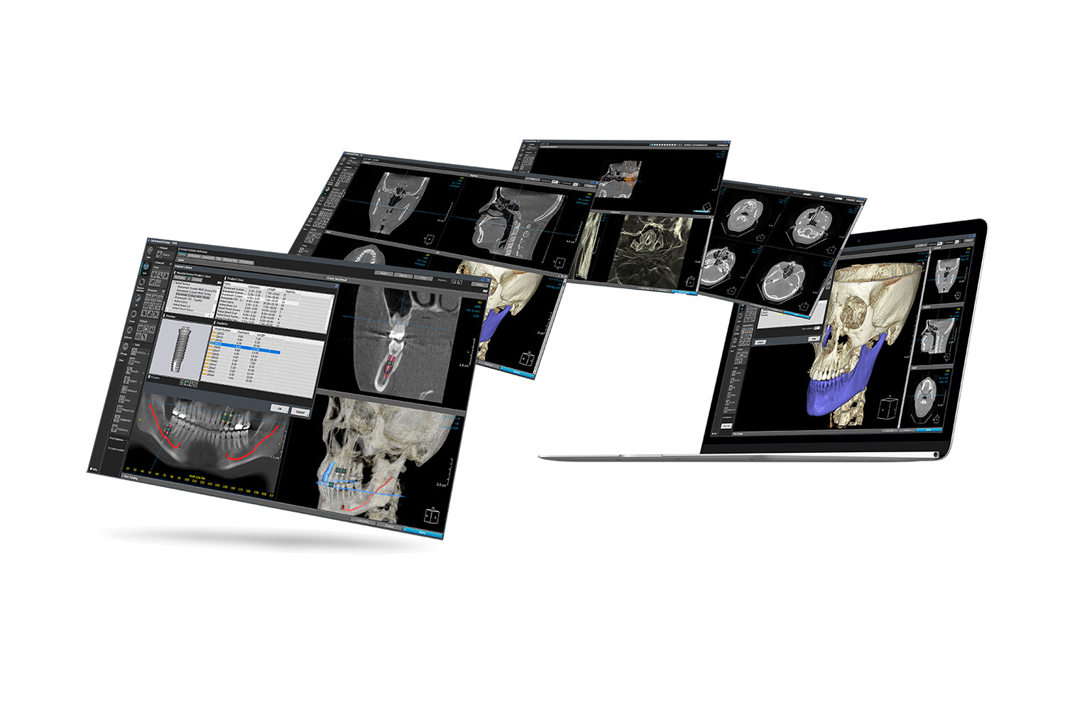 Dental Pacs Comprehensive 3D Tools